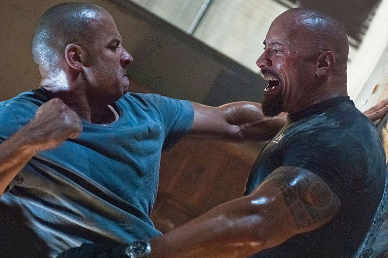 Vin Diesel devised 'punch counting system' to ensure he