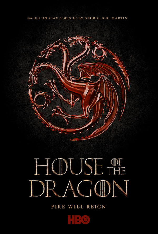 'Game of Thrones' spin-off series 'House of the Dragon' will be based on George R.R. Martin's Targaryen history 'Fire & Blood'. (Credit: HBO)
