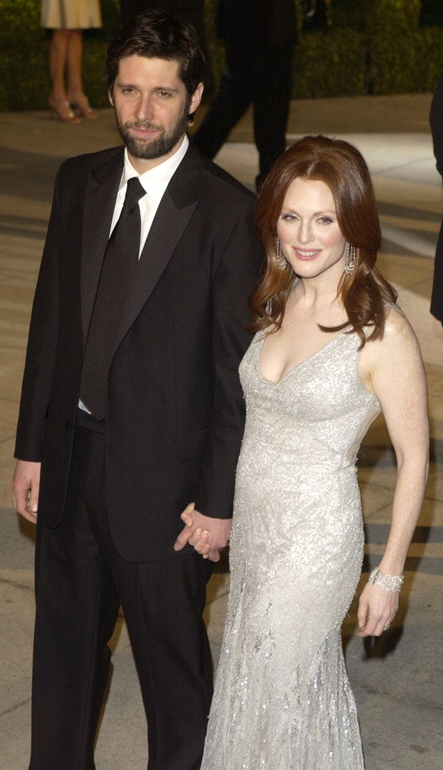 Julianne Moore and Bart Freundlich married in 2003