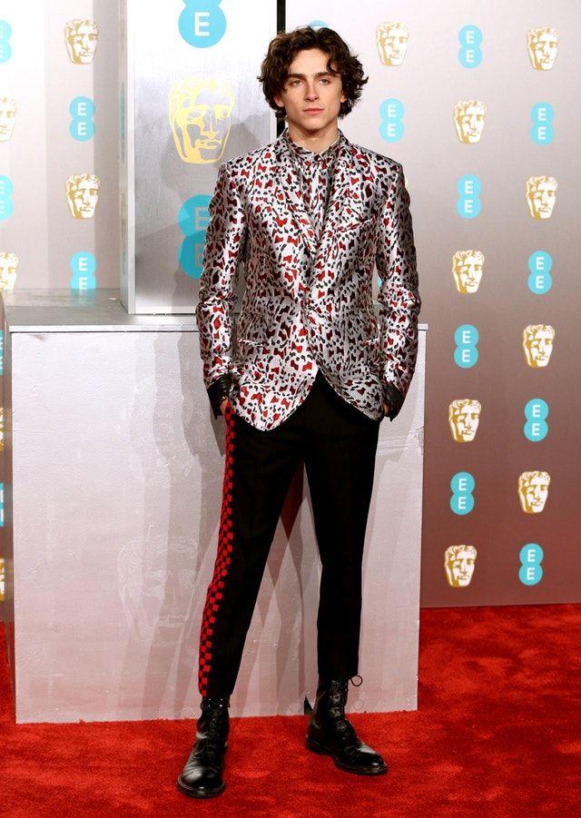 EE British Academy Film Awards 2019 – Arrivals – London