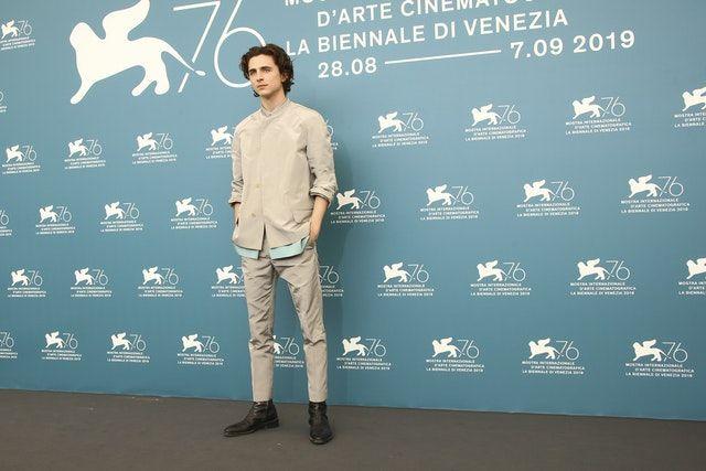 Italy Venice Film Festival 2019 The King Photo Call