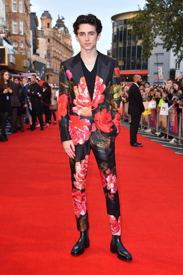 Beautiful Boy Screening – 62nd BFI London Film Festival