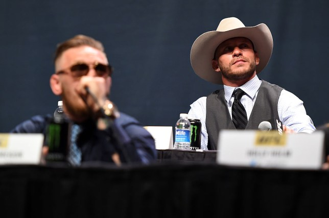 Conor Mcgregor Vs Cowboy Cerrone Date Uk Fight Time Tv