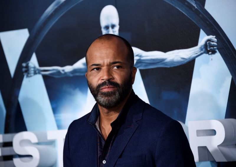 "Cast member Jeffrey Wright attends the premiere of the HBO series ""Westworld"" in Hollywood, California, U.S. September 28, 2016. REUTERS/Phil McCarten"